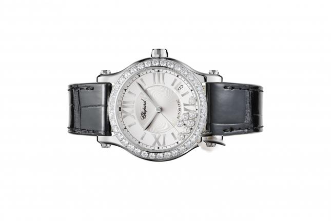Giới thiệu chiếc đồng hồ Chopard Happy Sport Automatic 278559-3003