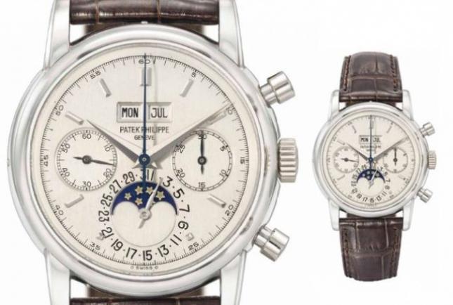 Tổng hợp Top 8 chiếc đồng hồ Patek Philippe đắt nhất thế giới