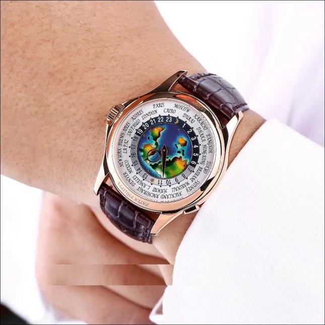 Giới thiệu đồng hồ Patek Philippe Complications 5131R-011