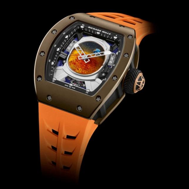 Giới thiệu đồng hồ Richard Mille RM 52-05 Tourbillon Pharrell Williams