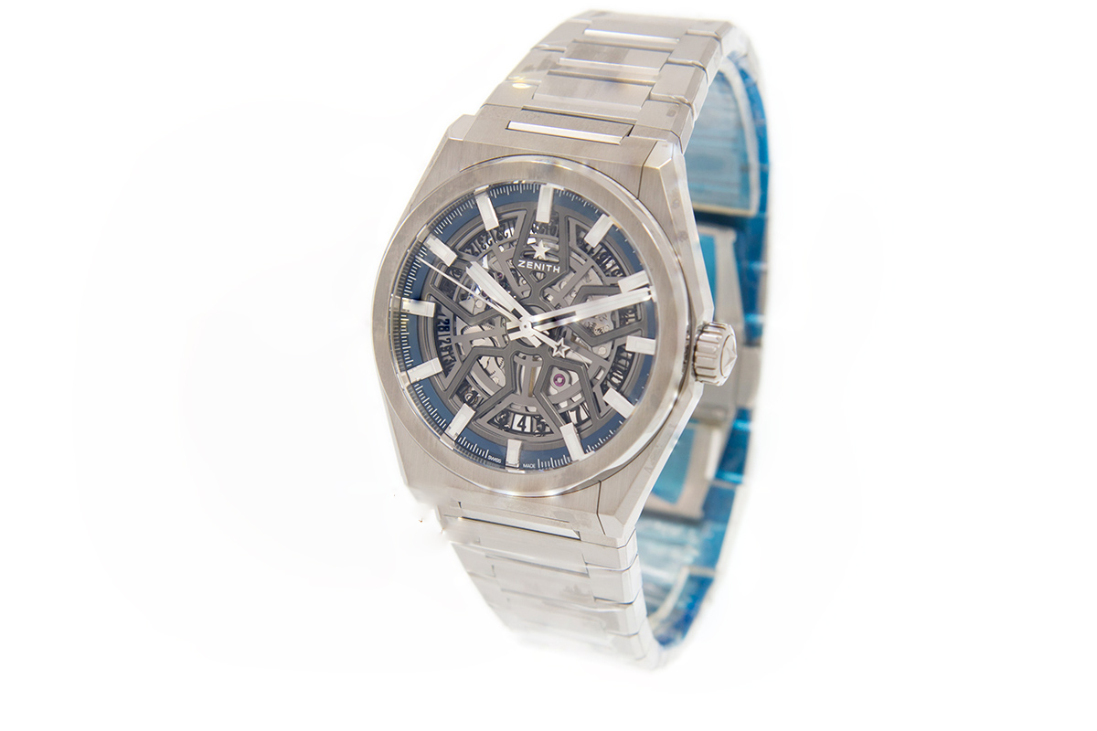 Review đồng hồ Zenith Defy Classic 95.9000.670/78.R584