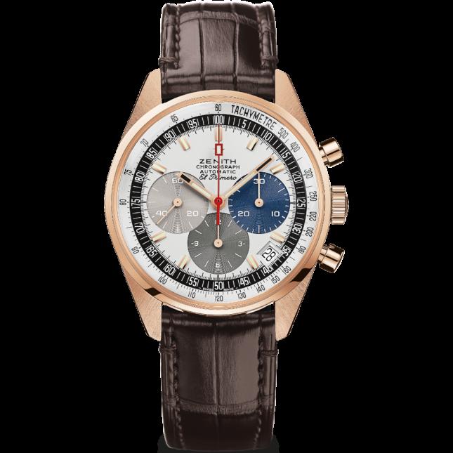 50TH EL PRIMERO: Chiếc đồng hồ huyền thoại gắn liền với dấu mốc 50 năm nhà Zenith