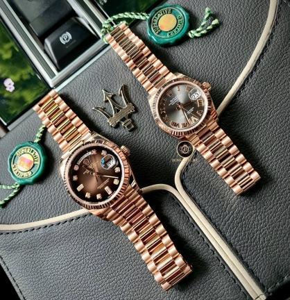 Top 5 mẫu đồng hồ Rolex tuyệt vời dành cho các cặp đôi
