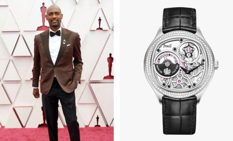 Những mẫu đồng hồ đẹp nhất trong lễ trao giải Oscar 2021