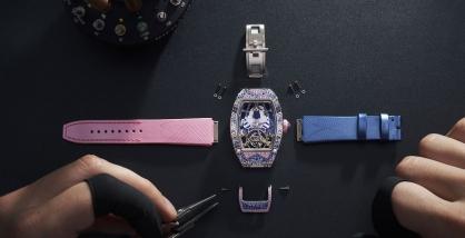 Review đồng hồ Richard Mille RM 71-02 Automatic Tourbillon Talisman