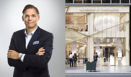 Vacheron Constantin bổ nhiệm Alexander Schmiedt làm chủ tịch mới của khu vực Châu Mĩ