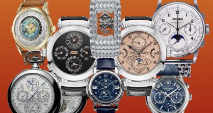Chiêm ngưỡng những mẫu đồng hồ đắt bậc nhất thế giới 2021