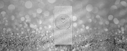 Giới thiệu mẫu đồng hồ Possession Cuff với 1.401 viên kim cương có tổng trọng lượng hơn 32 Carats của Piaget