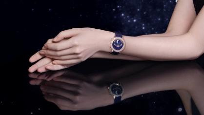 Jaeger-LeCoultre Rendez-Vous Dazzling Moon Lazura: Sự tôn kính đầy lãng mạn dành tặng phái đẹp