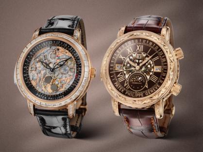 Khám phá hai mẫu Grand Complications Ref.6002R-001 và Ref. 5304/301R-001 của Patek Philippe