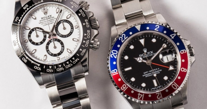 Những mẫu đồng hồ hàng đầu nên có trong bộ sưu tập của quý ông