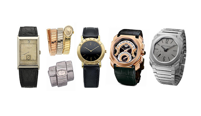 Tìm hiểu về lịch sử thương hiệu đồng hồ Bulgari
