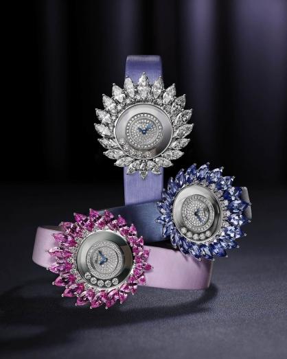 Tổng hợp những mẫu đồng hồ nữ mới hoàn mỹ của Chopard