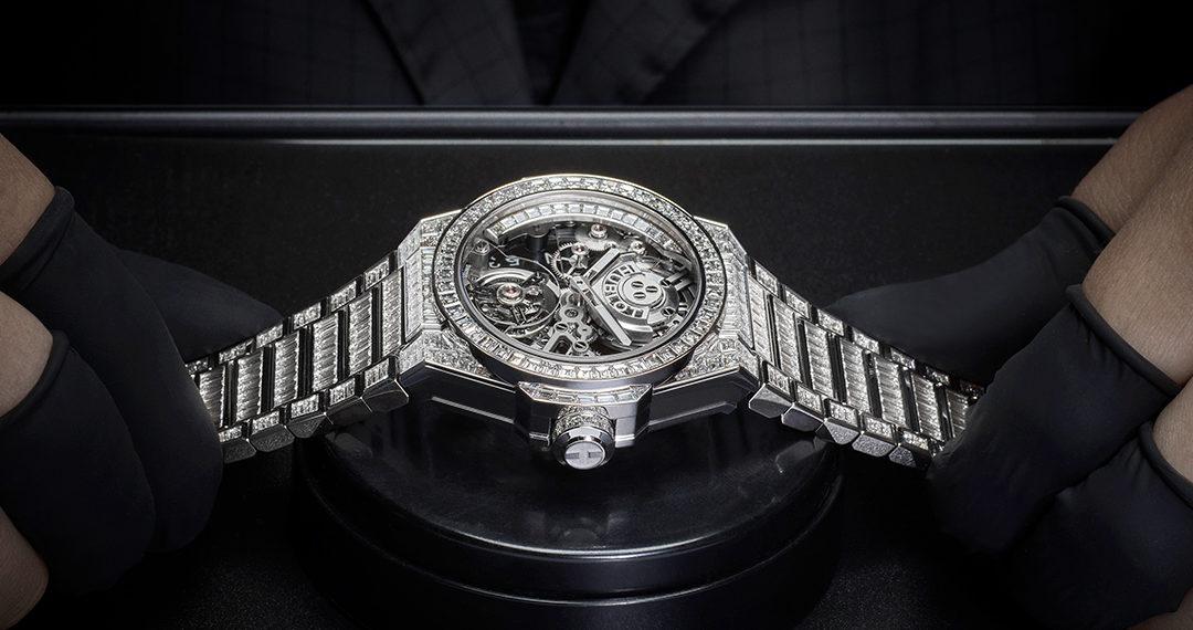 Hublot ra mắt các mẫu đồng hồ mới độc quyền tại Watches & Wonders 2021