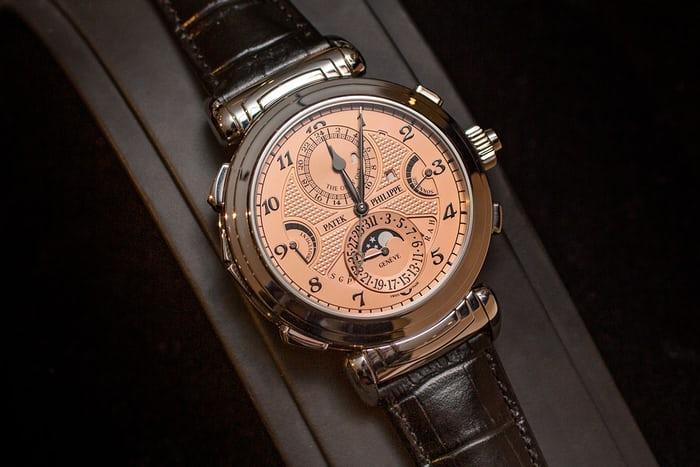 21 Mẫu đồng hồ đắt nhất thế giới: Chỉ dành cho giới siêu giàu (Phần 1)