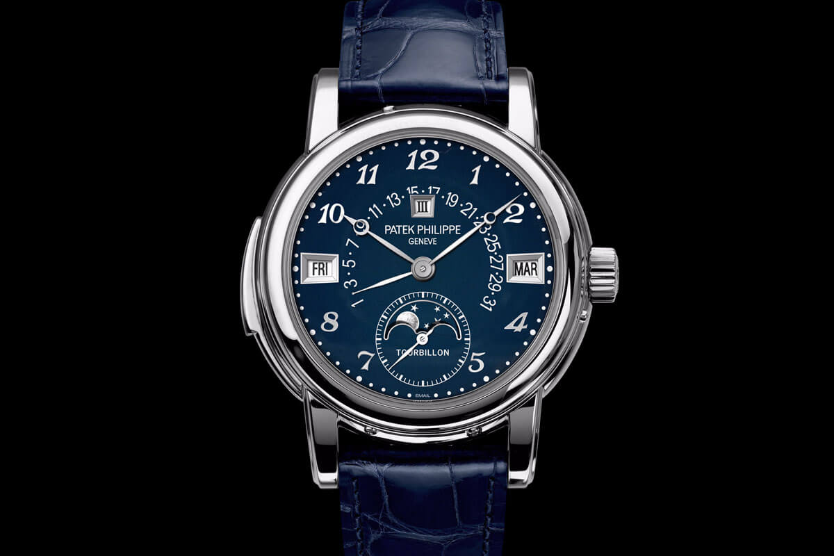 21 Mẫu đồng hồ đắt nhất thế giới: Chỉ dành cho giới siêu giàu (Phần 2)