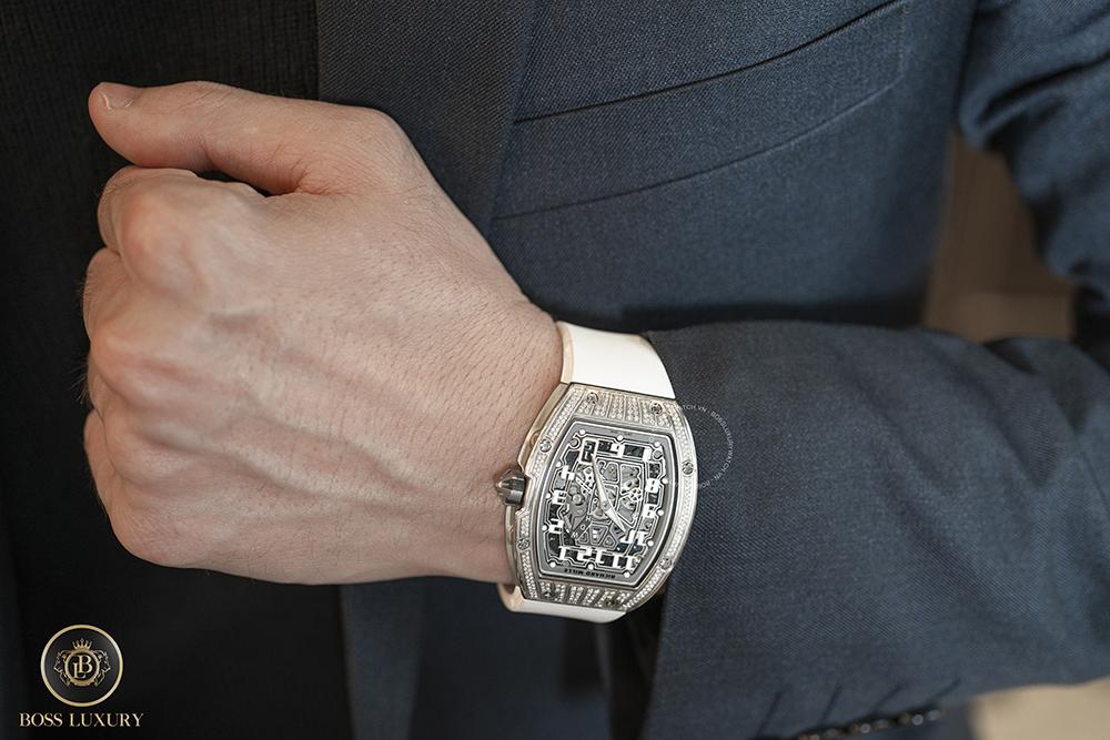 10 quy tắc đeo đồng hồ dành cho quý ông
