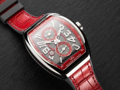 Franck Muller bổ sung mẫu mới vào bộ sưu tập đồng hồ dành riêng cho giới doanh nhân