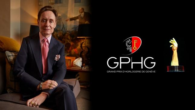 GPHG bổ nhiệm Nick Foulkes làm Chủ tịch Ban giám khảo năm 2021