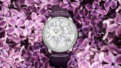 4 mẫu đồng hồ kim cương đốn tim phái đẹp ngay từ cái nhìn đầu tiên