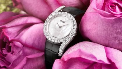 4 món quà thời gian tuyệt mĩ mê hoặc trái tim mọi phụ nữ đến từ Van Cleef & Arpels, Piaget, Graff và Breguet