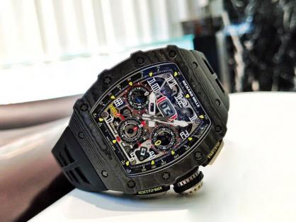 Top 7 mẫu đồng hồ chronograph hàng đầu quý ông không nên bỏ lỡ