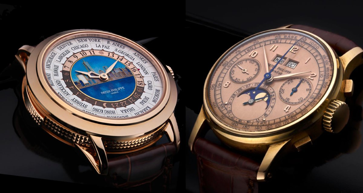Mẫu đồng hồ Patek Philippe thuộc sở hữu của Hoàng tử Ai Cập có thể được bán đấu giá 3 triệu usd