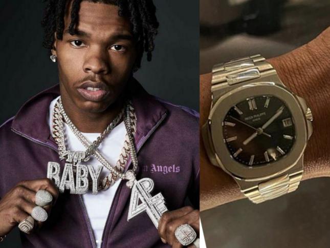 Nam rapper Lil Baby và sự cố mua phải đồng hồ fake tại cửa hàng Rafaello & Co.