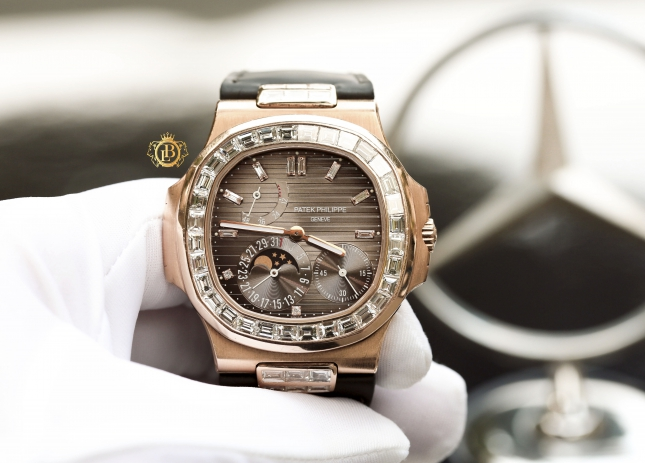 8 lý do khiến đồng hồ Patek Philippe trở nên đắt giá