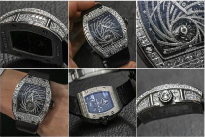 Đồng hồ 19,5 tỷ Richard Mille bị cướp táo bạo ngay giữa lòng Paris