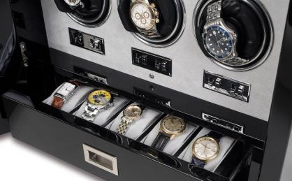 Hộp xoay cho đồng hồ cơ: Có nên hay Không?