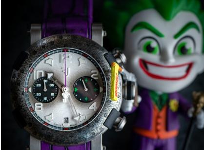 Arraw The Joker: Tên hề điên loạn Joker tái xuất trên mặt số