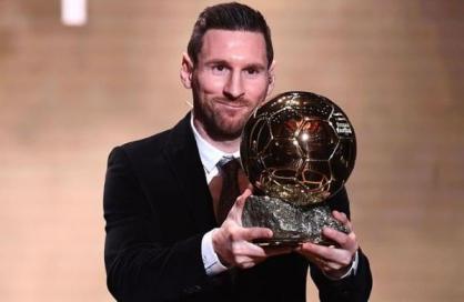 Quả bóng Vàng 2019: Lionel Messi vĩ đại nhất lịch sử