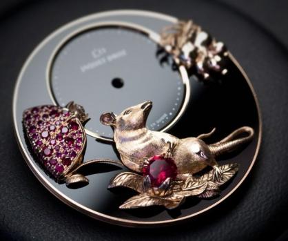 Các nhà sản xuất đồng hồ Thụy Sĩ đồng loạt tung đồng hồ mới chào đón năm Canh Tý 2020 Thịnh Vượng