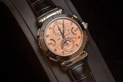 Các mẫu đồng hồ Patek Philippe đắt nhất mọi thời đại