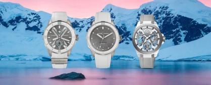 Chinh phục châu Nam cực cùng đồng hồ Ulysee Nardin