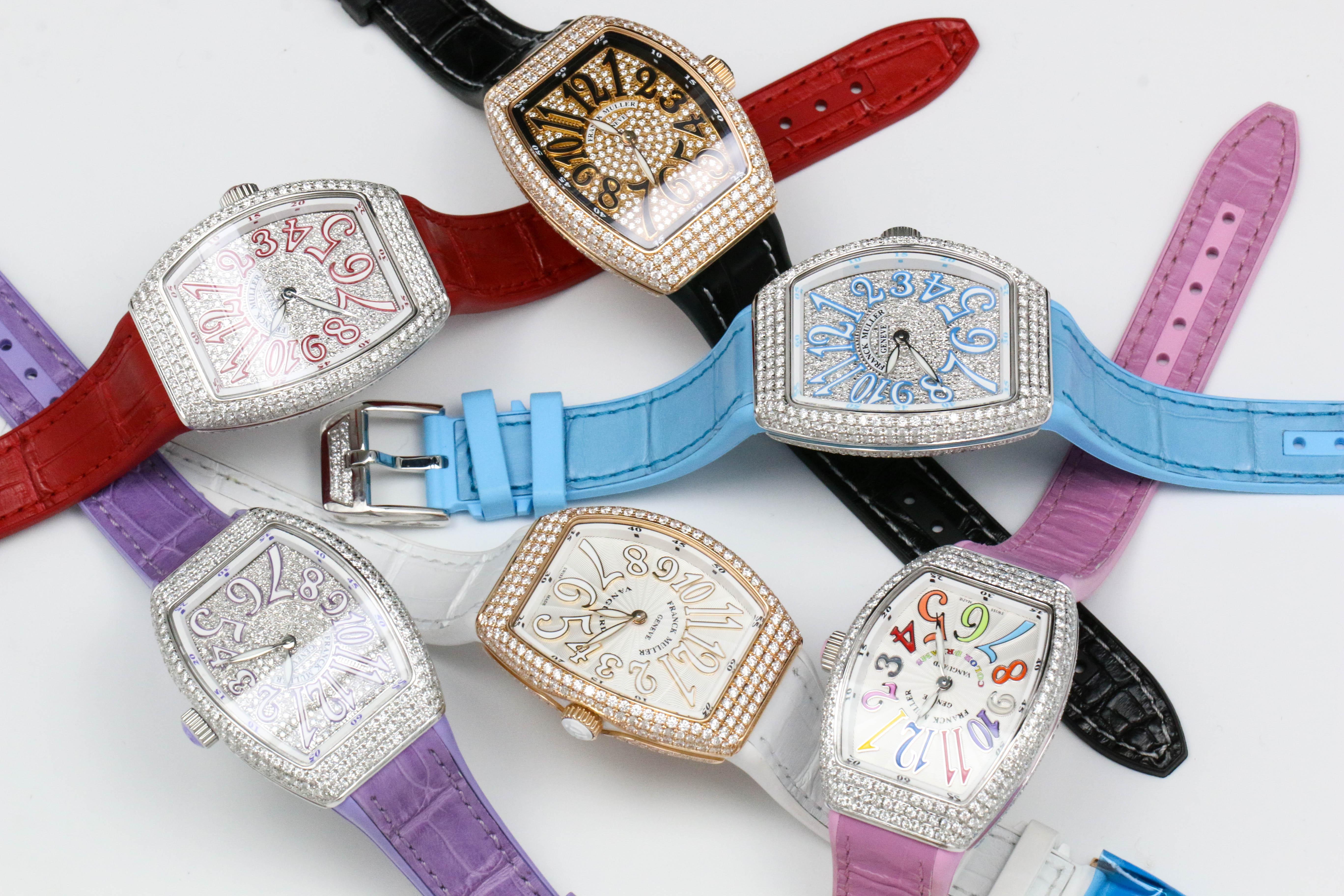 Giá bán đồng hồ Franck Muller chính hãng là bao nhiêu tiền?