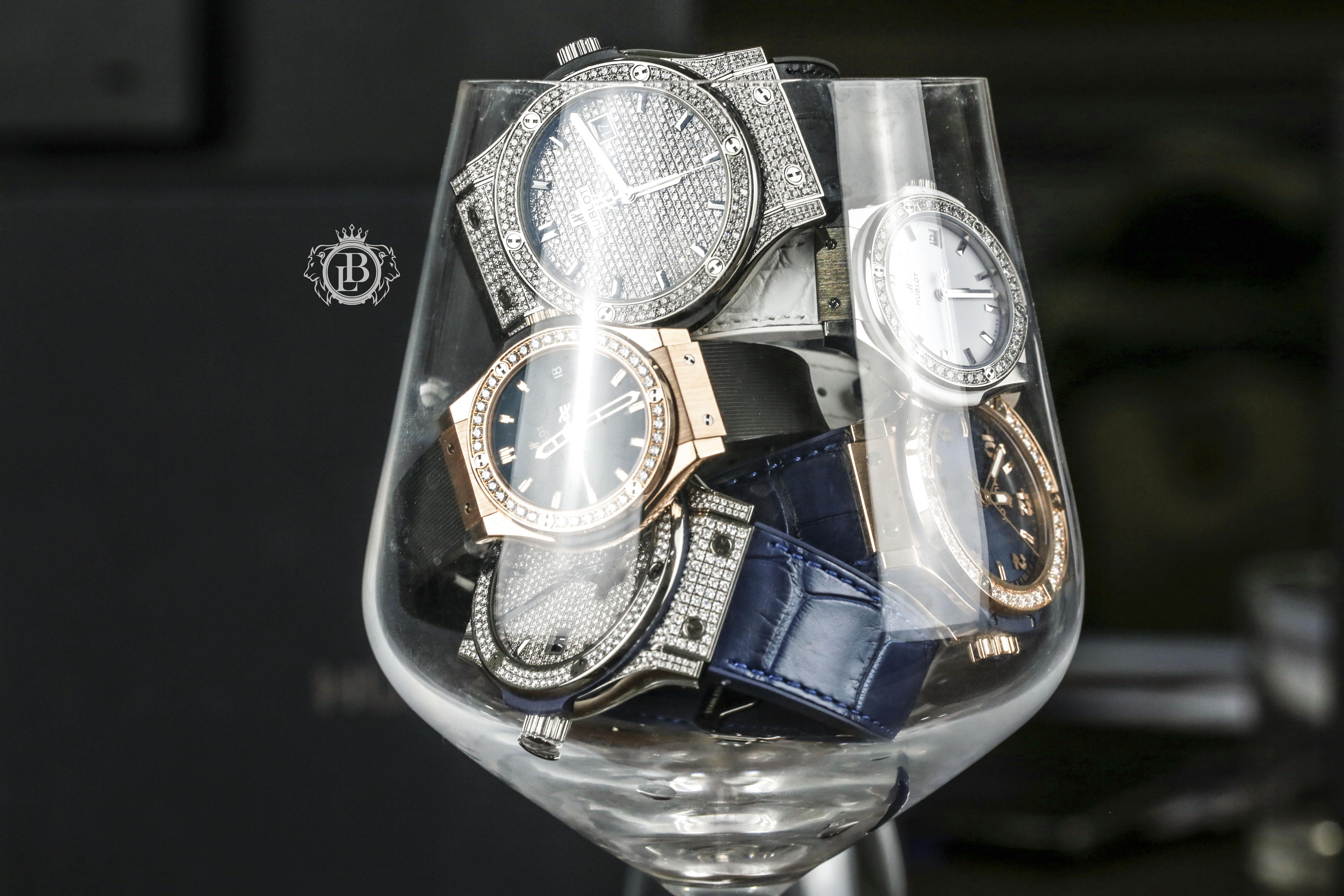 Địa chỉ bán đồng hồ Hublot chính hãng ở đâu uy tín tại Hà Nội