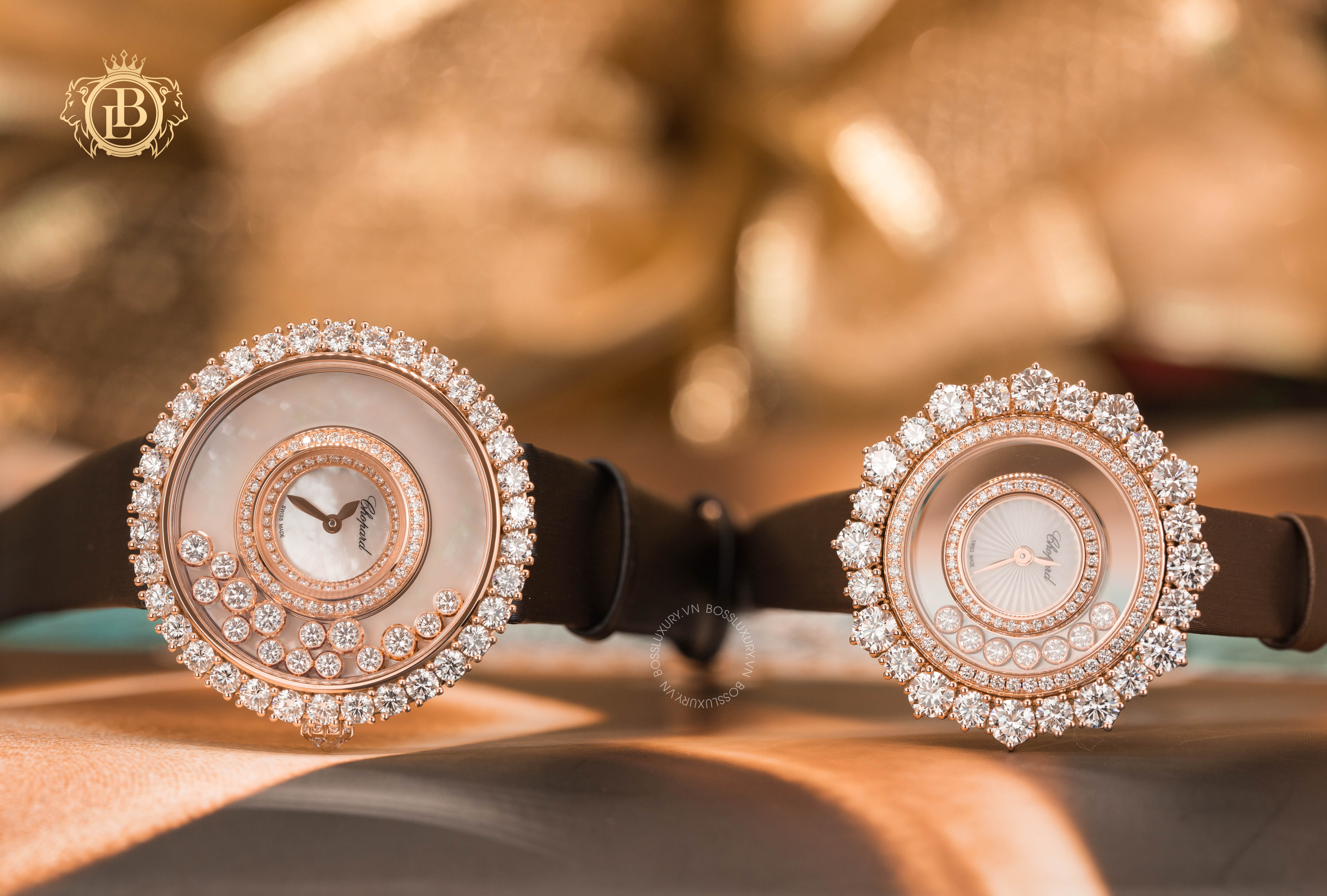 Giá bán đồng hồ Chopard chính hãng là bao nhiêu tiền?