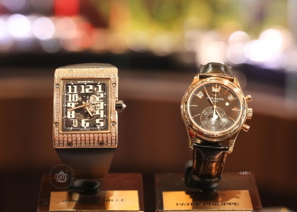 Địa chỉ bán đồng hồ Patek Philippe chính hãng tại Hà Nội