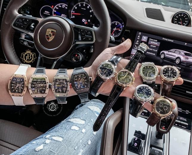 Địa chỉ bán đồng hồ Richard Mille chính hãng tại Hà Nội
