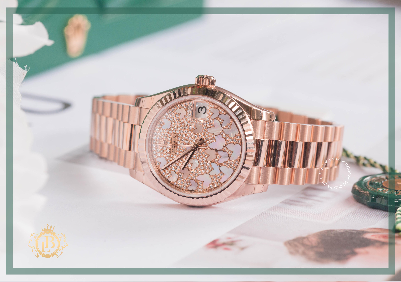 Đồng hồ Rolex nữ chính hãng bao nhiêu tiền? Bảng giá mới nhất 2021