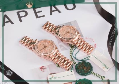 TOP 8 chiếc đồng hồ Rolex nữ chính hãng đẹp nhất năm 2020