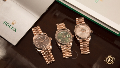 Địa chỉ bán đồng hồ Rolex chính hãng ở đâu uy tín tại Hà Nội