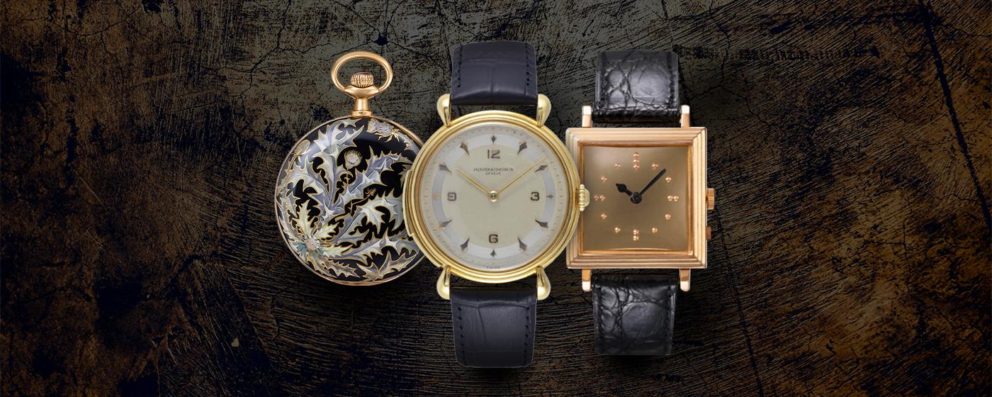 Điểm mặt 12 tuyệt tác đồng hồ ấn tượng nhất của Vacheron Constantin trong gần 3 thế kỉ qua