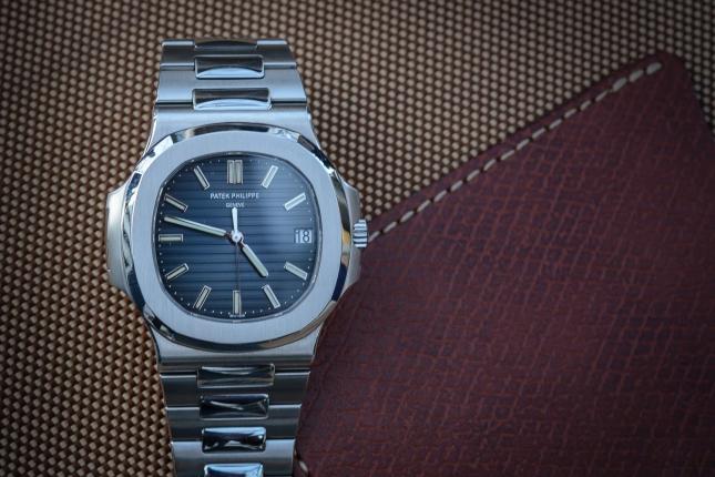 Đồng hồ Patek Philippe Ref. 5711 Nautilus đã bị ngừng sản xuất