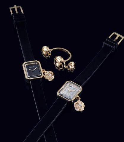 Đúng dịp Lễ tình nhân, Chanel ra mắt hai mẫu đồng hồ nữ mới ấn tượng