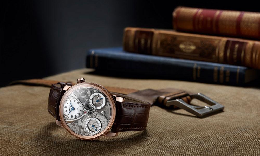 """Giới thiệu đồng hồ MB&F Legacy Machine Split Escapement """"Eddy Jaquet"""", lấy cảm hứng từ tiểu thuyết Jules Verne"""