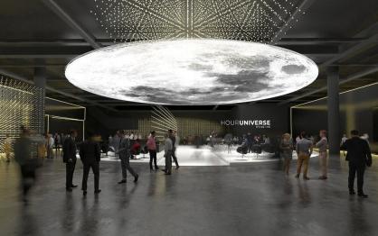 HourUniverse:Người kế vị mới của Baselworld
