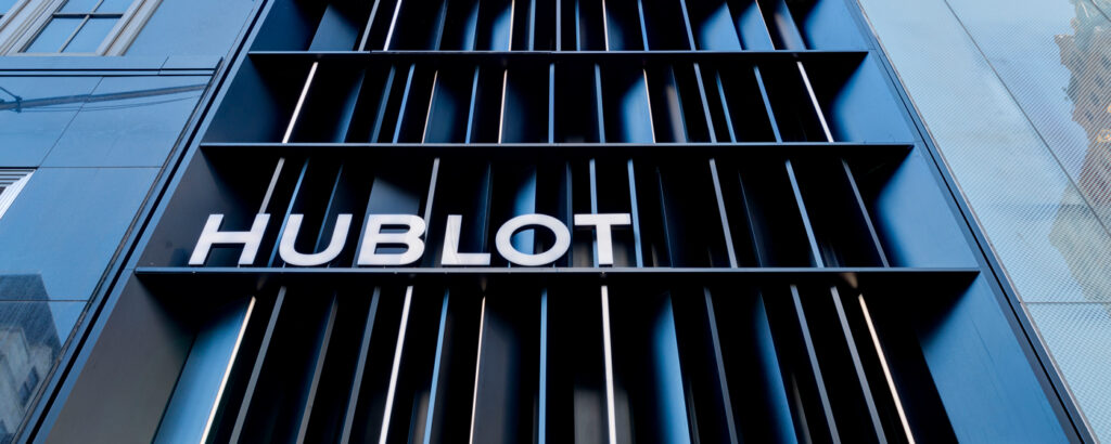 Hublot – 40 năm một chặng đường lịch sử